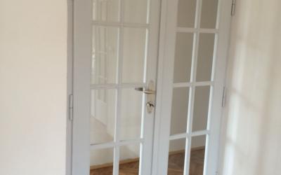 dveře do kuchyně
