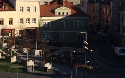 výhled náměstí